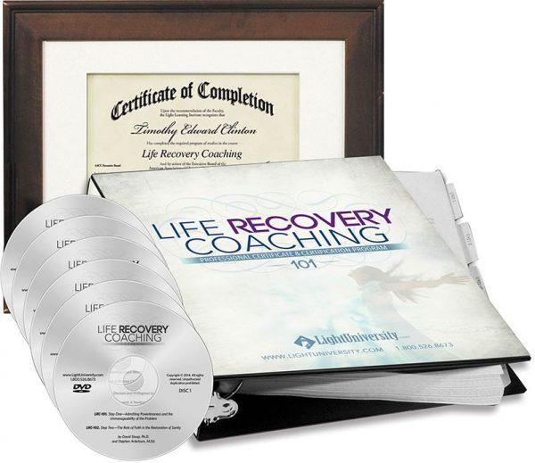 Life Recovery Coaching 101